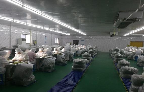 Keful Food Ingredients Co., Ltd. Factory